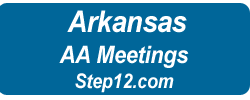 AA Meetings Arkansas Logo