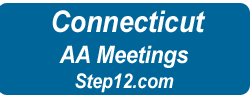 AA Meetings Connecticut Logo