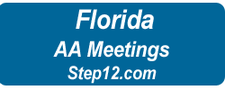 AA Meetings Florida Logo
